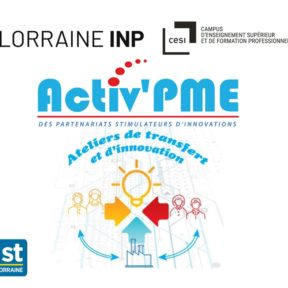 ACTIV'PME : Des partenariats stimulateurs d'innovations